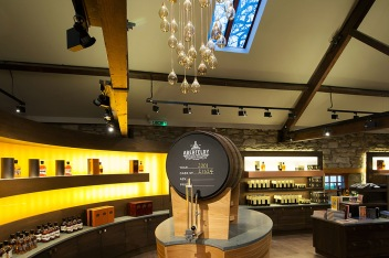 Dewar's World of Whisky Visitor's Centre, Aberfeldy, April 2014. © Malcolm Cochrane Photography +44 (0)7971 835 065 mail@malcolmcochrane.co.uk No syndication No reproduction without permission