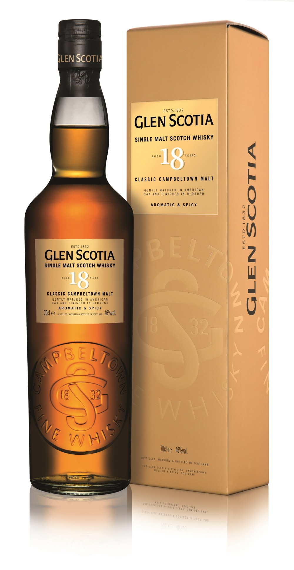 SML Glen Scotia 18 year old