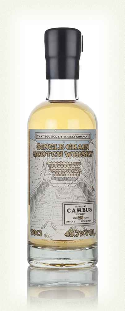 Cambus 24 year old – That Boutique-y Whisky Company.
